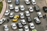 حک شدن ترافیک و سرعتگیر بر تن شهر قزوین