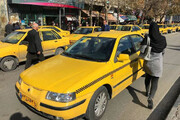 نرخ جدید کرایه تاکسی اعلام شد