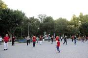 آغاز دوشنبههای ورزشی بوستان لاله