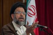 وزیر اطلاعات:در همه دنیا فقط ایران جرات «نه» گفتن دارد