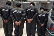 اعضای باند سارقان خودرو در نقده دستگیر شدند