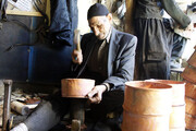 ۱۵۴ پروانه تولید انفرادی صنایعدستی در زنجان صادر شد
