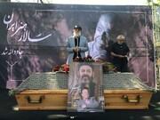 فیلم | ستایش امین تارخ از زنده یاد محمد علی کشاورز