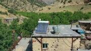 بهرهمندی ۱۳۹ خانوار مرزنشین کردستانی از انرژی پاک