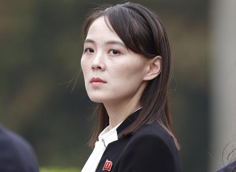 کیم یوجونگ خواهر کیم جونگ اون