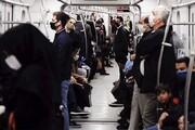 رصد وضعیت استفاده از ماسک در مترو تهران توسط پردازشگر چهره