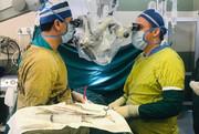 انجام جراحی پیچیده مهره گردن برای نخستین بار در کشور