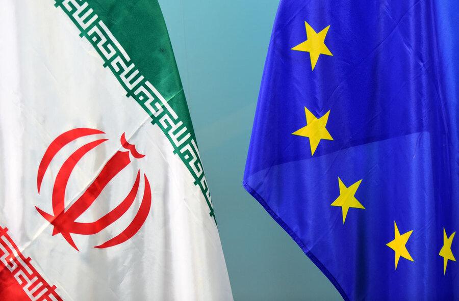 اتحاديه اروپا - ايران