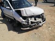 فوت مادر و دختر در حادثه جاده مشگینشهر