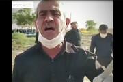 فیلم   در خرمشهر چه خبر است؟   وضعیت دفن کروناییها