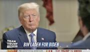 افشای نقشه بنلادن برای قتل اوباما و جانشینی بایدن در گفتگوی ترامپ با پسرش