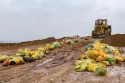تلاش برای کاهش دفن زباله در کرج