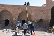 مشارکت دوستداران میراث فرهنگی در مرمت آثار اردکان