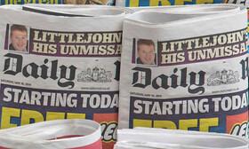 پایان ۴ دهه سلطه سان  دیلی میل پرفروشترین روزنامه بریتانیا شد