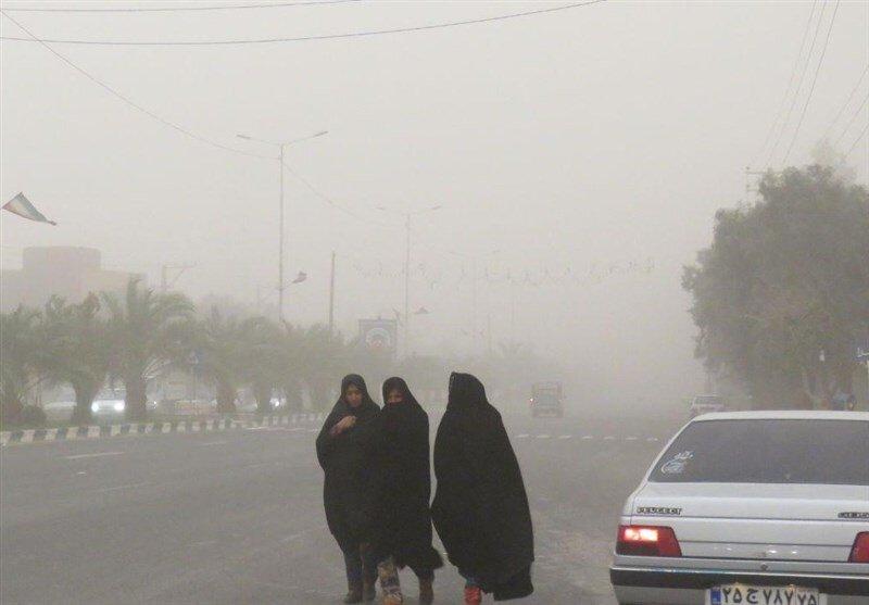 هشدار سازمان هواشناسی درباره وقوع طوفان در برخی استانها