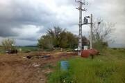 کاهش ۴۷ مگاواتی مصرف برق کشاورزان در آذربایجانغربی