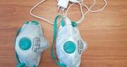 ماسکی که با گرمای شارژر موبایل کرونا را میکشد