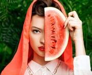 هندوانه با پوست شما چه میکند؟