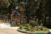 تصویر | بازگشت ممنوعیت حضور در پارکهای سنندج
