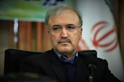 وزیر بهداشت: با اپیدمی سنگین کرونا در خوزستان مواجهیم | کمک کنیم تا موج کووید۱۹ را رد کنیم