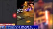 یک کشته و ۱۱ زخمی در تیراندازی مرگبار مینیاپلیس
