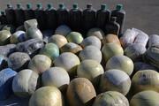 کشف ۱۹ تن مواد مخدر در خراسان جنوبی