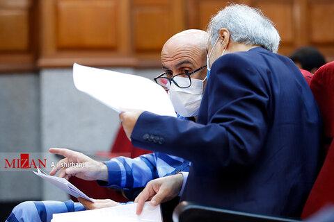 تصاویر پنجمین دادگاه اکبر طبری