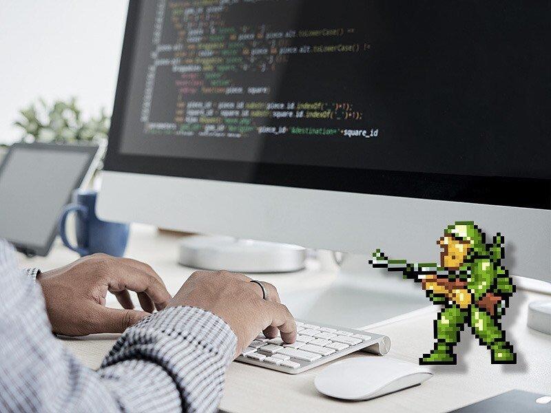 بازی آنلاین - بازیسازی