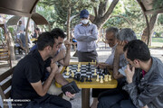 تصاویر | زندگی تبریزیها بدون ترس از کرونا