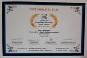انیمیشن حوزه هنری اثر برگزیده جشنواره بینالمللی فیلم هند ۲۰۲۰ شد