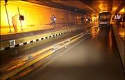 هشدار خطر سیلاب در ورودیهای ۱۱ ایستگاه مترو پایتخت