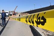 بیل مکانیکی شهرداری به لوله اصلی گاز ورودی همدان صدمه زد