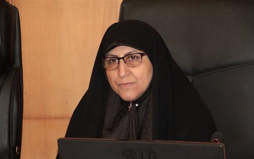 زهرا مظفر مدیرکل پاسخگویی به شکایات وزارت آموزشوپرورش