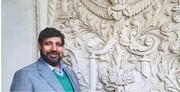 عکس | قاضی منصوری کنار  قاتل زنان خیابانی مشهد