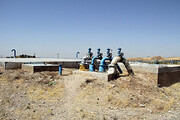 بهبود وضعیت آبرسانی به روستاهای عسلویه | برخورد قاطعانه با سرقت آب