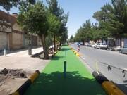 احداث مسیرهای ویژه دوچرخه در چهار منطقه تهران تا پایان آبان ۹۹