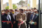 افتتاح یک مرکز درمانی در تربت حیدریه با حضور معاون وزیر بهداشت