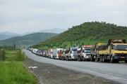 صادرات از گمرکات کردستان ۶۷ درصد افزایش یافت