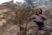 فیلم | دختر زاگرس را بشناسید | تجلیل معاون رئیس جمهور از رویا جانفزا