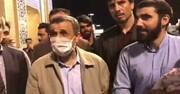 فیلم | رفتار عجیب احمدینژاد با یک نوزاد به رغم شیوع کرونا