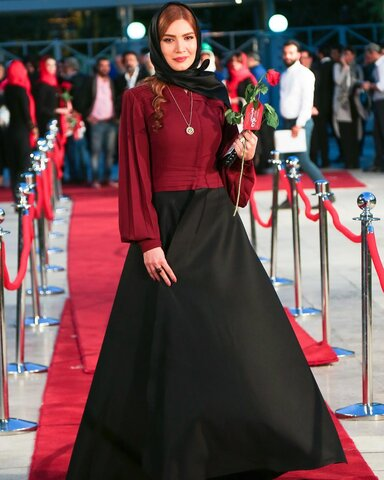 فرش قرمز شانزدهمين جشن حافظ