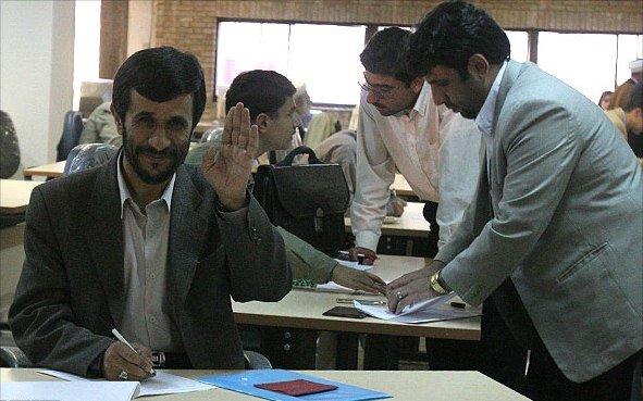 احمدینژاد انتخابات نهم ریاست جمهوری خرداد 84