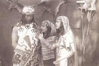 وارا وارا ۱۹۳۰ تنها فیلم باقیمانده از دوران پیشگامان سینمای بولیوی