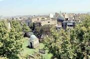 باغ قلهک، پیشکش قاجار به استعمار پیر