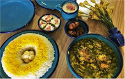 آشنایی با غذاهای محلی استان گیلان