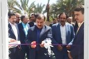 افتتاح ۲ زمین چمن مصنوعی فوتبال در بافق