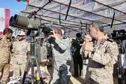 شوک موشکهای نقطهزن ایران به مقر تروریستها