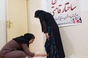 اجرای طرح سنجش ساختار قامتی زنان روستایی