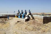 آب شهر قلعه رئیسی کهگیلویه قطع میشود