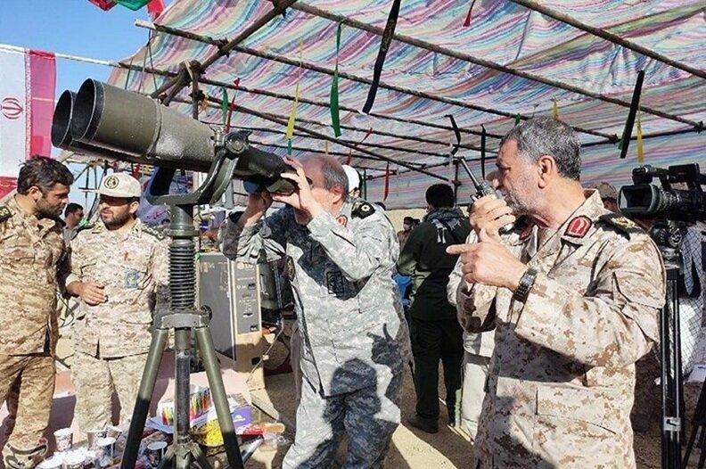 موشکهای نقطهزن ایران